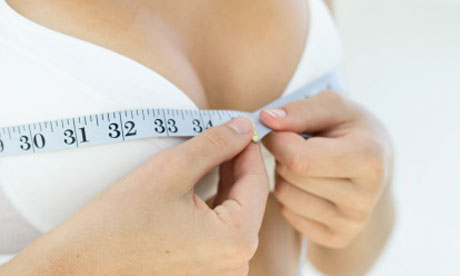 Bra-size-measurement