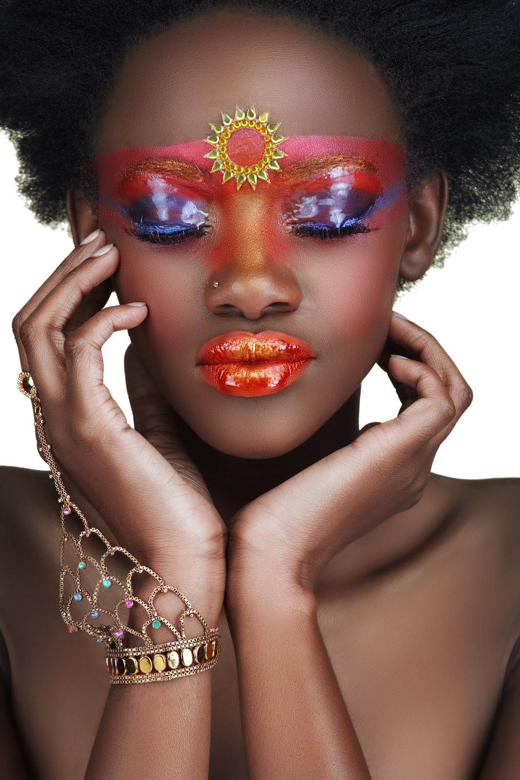 Beauty Make Up: Beauty Across Cultures