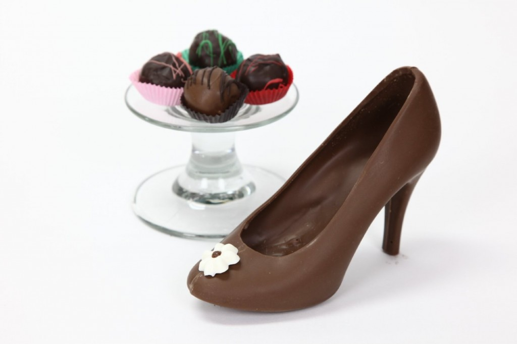 high-heels-shoes-chocolates