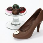 Love is… Shoes Cast in Sweet Milk Chocolate