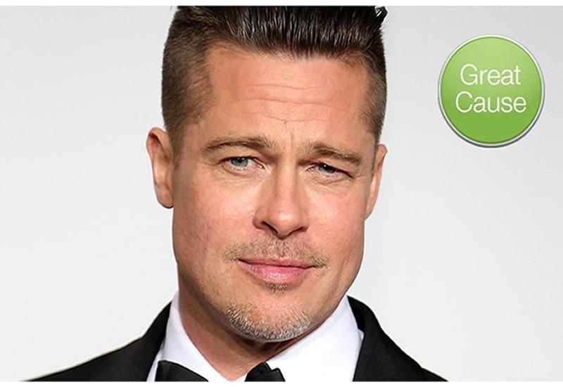 Brad Pitt Groupon