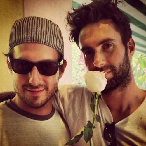 Adam and Michael Levine
