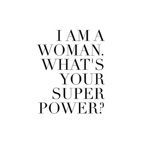 woman super power