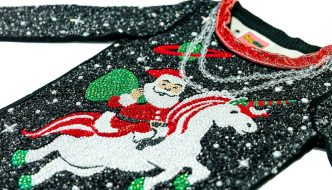 $30,000 Ugly Sweater – Is Beautiful (Sort Of)