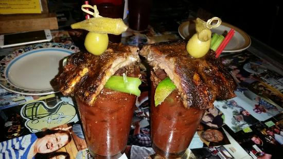 That Boy Good BBQ Bloody Mary
