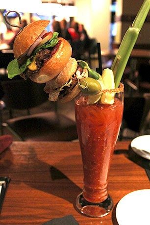 The SMAK Bloody Mary