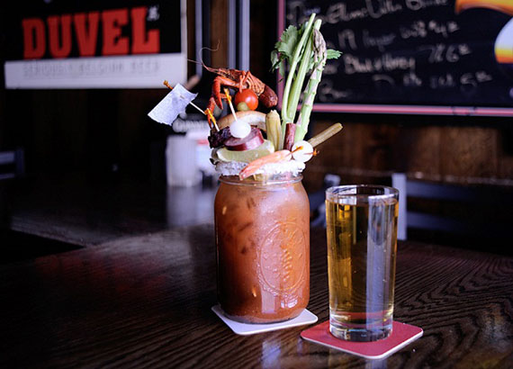 F*ck Brunch Bloody Mary