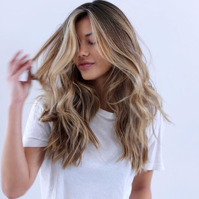 beautiful thick hair