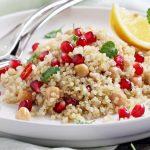 healthy eating - quinoa