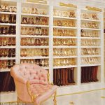 Shoe closet - Mariah Carey